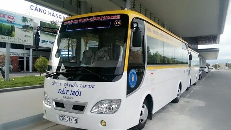 di-chuyen-ve-nha-trang-1 5 Cách di chuyển đến Nha Trang từ sân bay Cam Ranh Cẩm Nang  Xe Bus Nha Trang Taxi Nha Trang