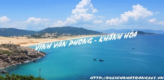 vinh-van-phong Chính Phủ chỉ định đầu tư đặc khu Bắc Vân Phong Tin Tức  Vịnh Vân Phong