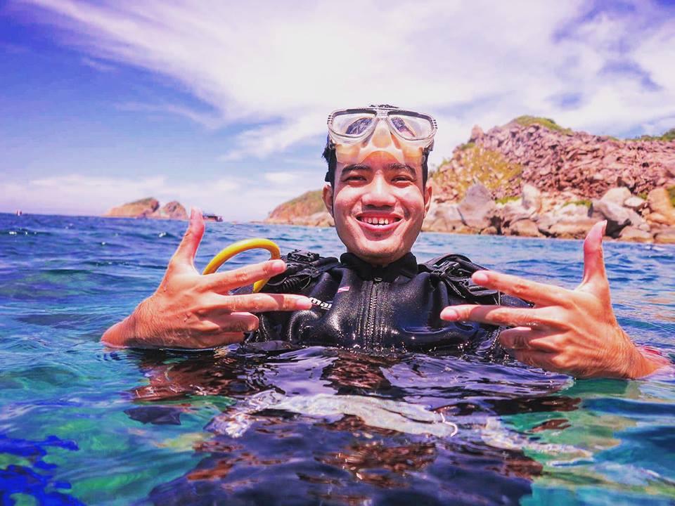 lan-bien-8 Thú Vui Lặn Biển Khám Phá Đại Dương Vịnh Nha Trang Cẩm Nang Chưa được phân loại Đia Danh Du Lịch Tin Tức  Scuba Diving Lặn Biển Hòn Mun