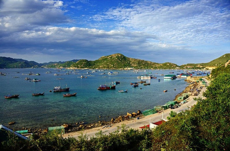Binh-Ba-1 Đảo Bình Ba - Điểm đến hấp dẫn nhất vùng Duyên Hải Miền Trung Đia Danh Du Lịch  Đảo Bình Ba