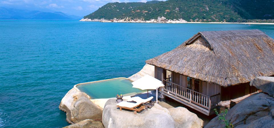 xix-sen Nha Trang lọt top những nơi có khu nghỉ dưỡng trên mặt nước đẹp nhất thế giới Tin Tức  Tin Tức Nha Trang Nha Trang Du Lịch Nha Trang Biển Đảo Nha Trang