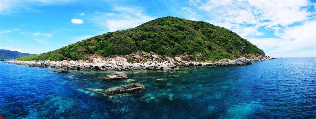 hon-mun Đảo Hòn Mun tạm dựng đón khách sau cơn bão số 12 Tin Tức