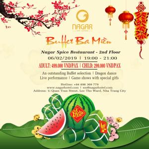 buffet-Naga-Hotel-300x300 TIỆC BUFFET MỪNG TẾT NGUYÊN ĐÁN 2019 TẠI NHÀ HÀNG NAGAR SPICE NHA TRANG Cẩm Nang  Nha Trang Nagar Hotel BUFFET