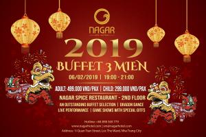 buffet-Nagar-hotel-1-300x200 TIỆC BUFFET MỪNG TẾT NGUYÊN ĐÁN 2019 TẠI NHÀ HÀNG NAGAR SPICE NHA TRANG Cẩm Nang  Nha Trang Nagar Hotel BUFFET