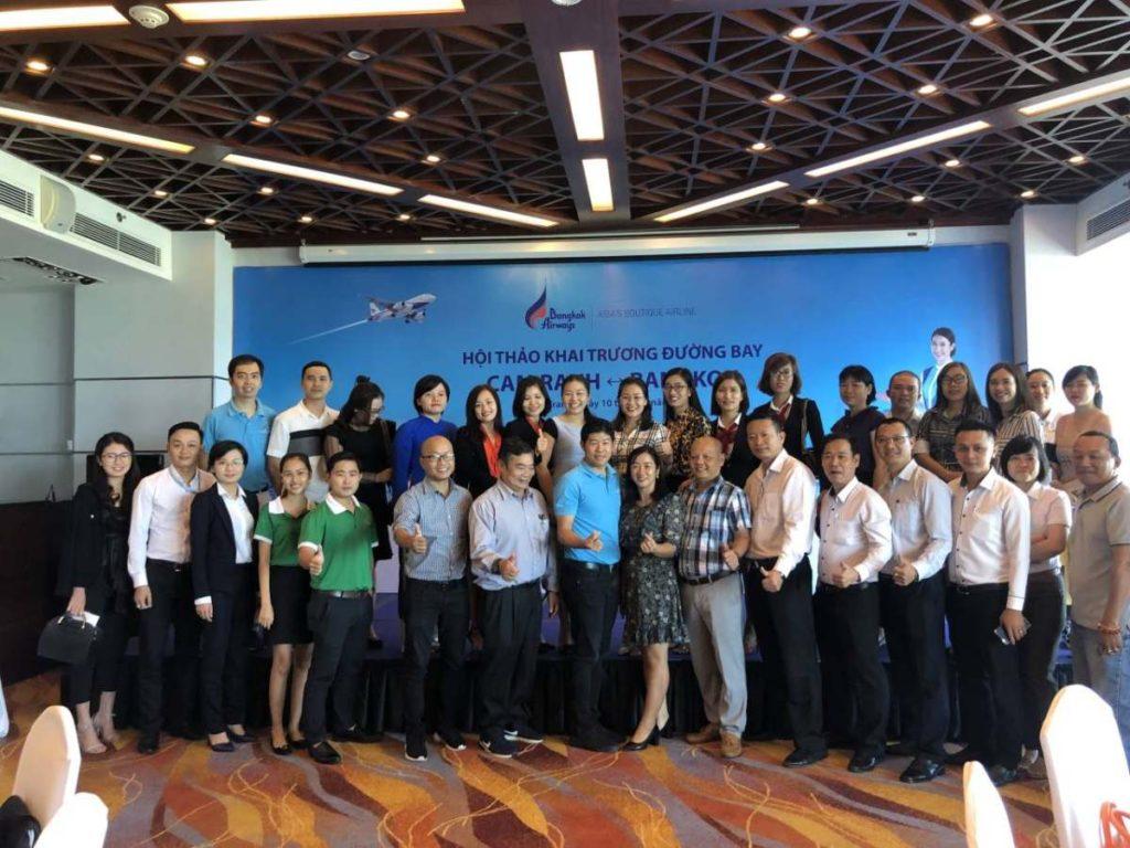 khai-truong-bankok-airway-1024x768 Bangkok Airways khai thác đường bay Cam Ranh – Bangkok từ ngày 25-1 Tin Tức  Đường bay Nha Trang - Bangkok Bangkok