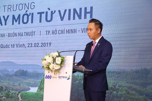 Bamboo Airways chính thức khai trương 4 đường bay từ Vinh           - Ảnh 2.