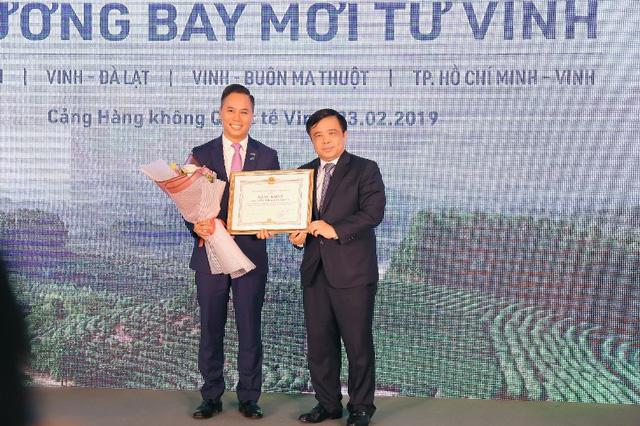 Bamboo Airways chính thức khai trương 4 đường bay từ Vinh           - Ảnh 3.