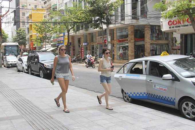Dịch Covid-19 đã khiến lượng khách quốc tế đến Khánh Hòa giảm mạnh.