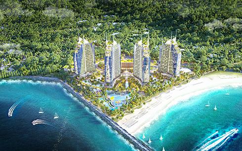 Crystal Bay kiến tạo Sailing Bay Ninh Chữ trở thành điểm đến mới của Châu Á về du lịch trải nghiệm.
