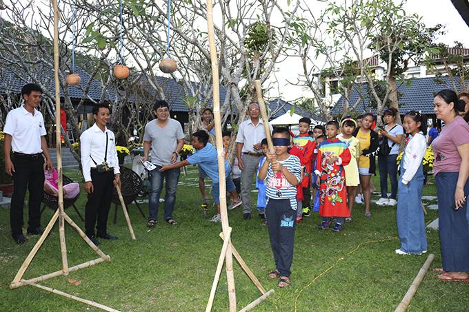 Champa Island Nha Trang, nhằm duy trì nét đẹp Tết cổ truyền dân tộc Việt Nam