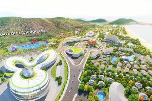 Dự án Khu du lịch Dốc Lết Phương Mai: Mang kỳ vọng cho năm mới 2021