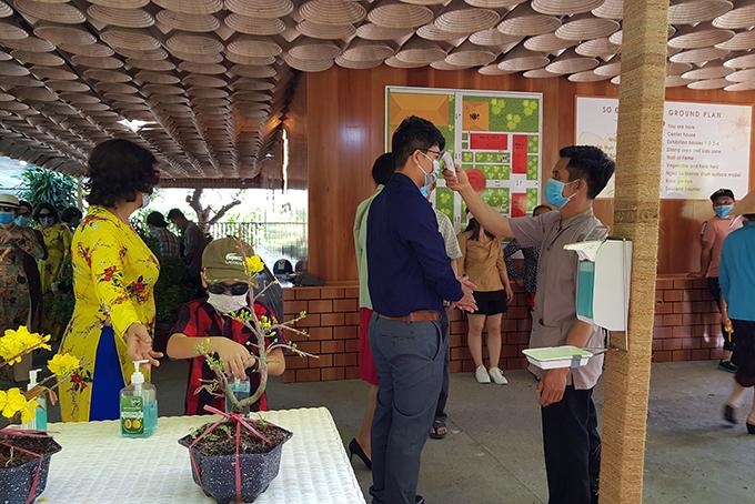 Du xuân tại làng nghề Trường Sơn - Nha Trang