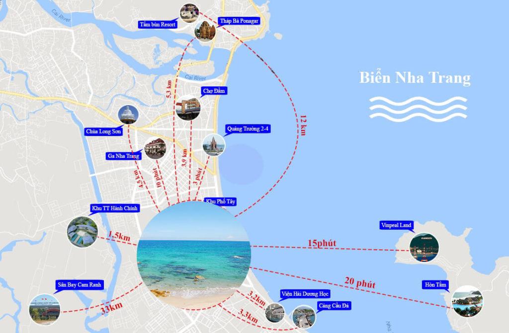 Vì sao vịnh Nha Trang là một trong những vịnh biển đẹp nhất thế giới