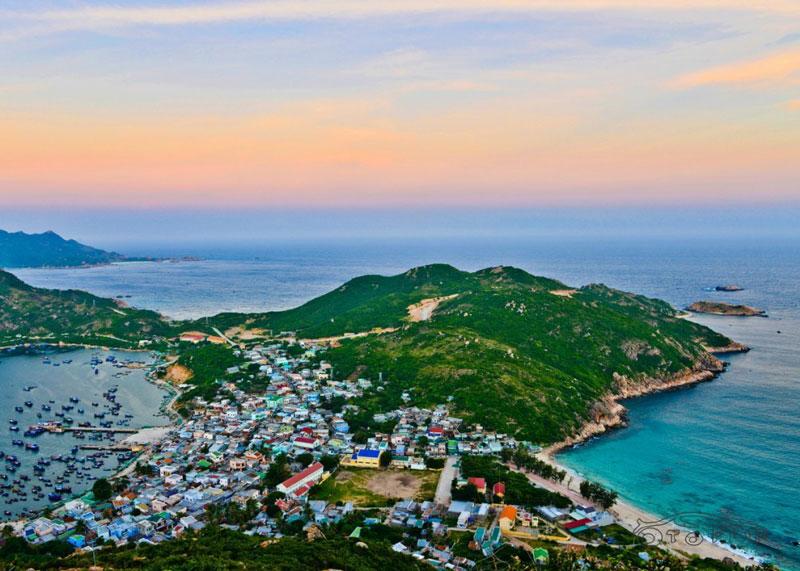 Tới Đảo Bình Ba - Khánh Hòa ăn gì ? Chơi gì?