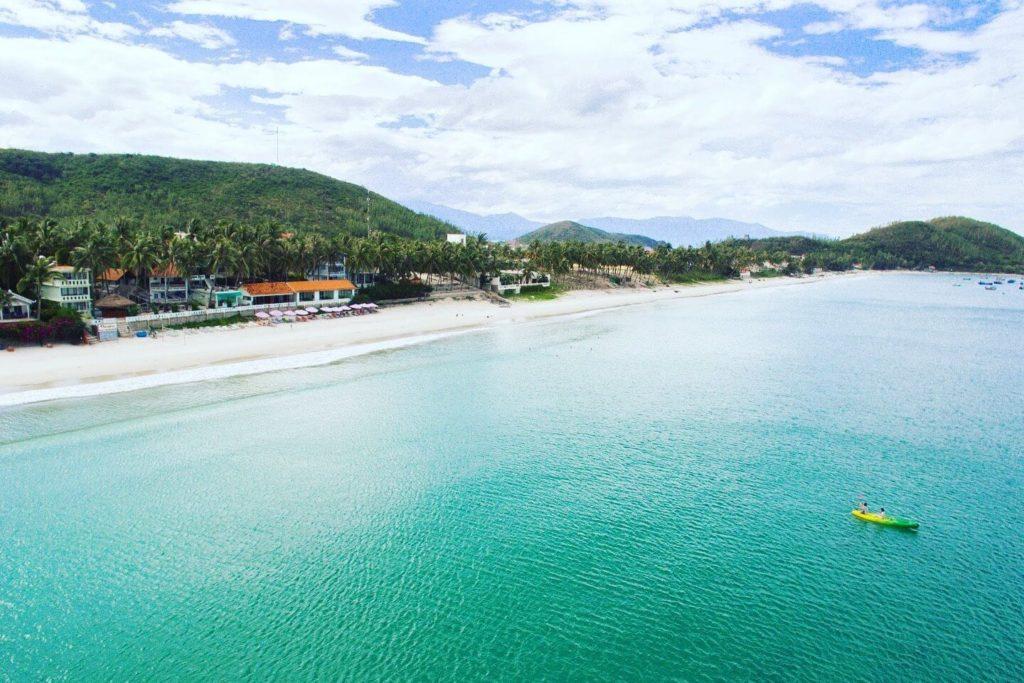 Các lý do khiến vịnh Nha Trang là một trong những vịnh biển đẹp nhất thế giới