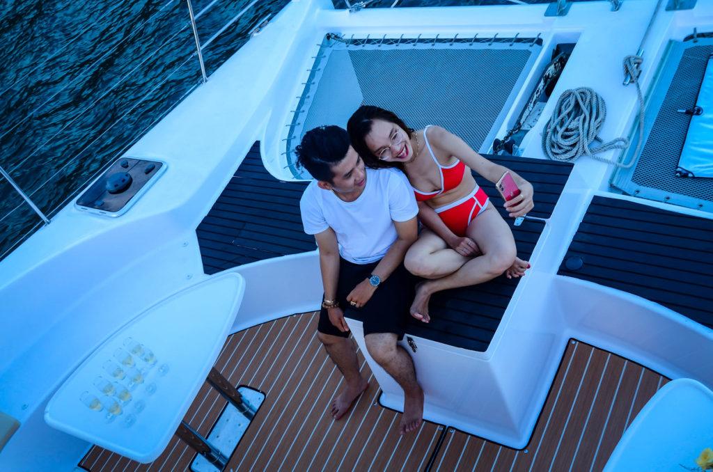 Tận Hưởng Trải Nghiệm Mới Lạ Và Đẳng Cấp   Trên Du Thuyền Catamaran Xịn Xò Từ VEGA YACHT