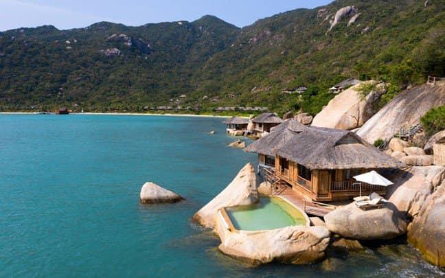Tạp chí Mỹ chọn resort Khánh Hòa vào top tốt nhất thế giới