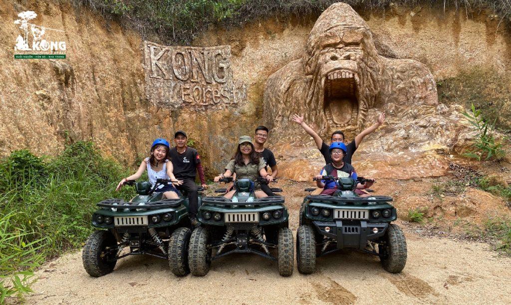 Người Khánh Hòa Đi Du Lịch Khánh Hòa : KONG FOREST – MEMENTO RESORT – FARMSTAY DÉP TỔ ONG.