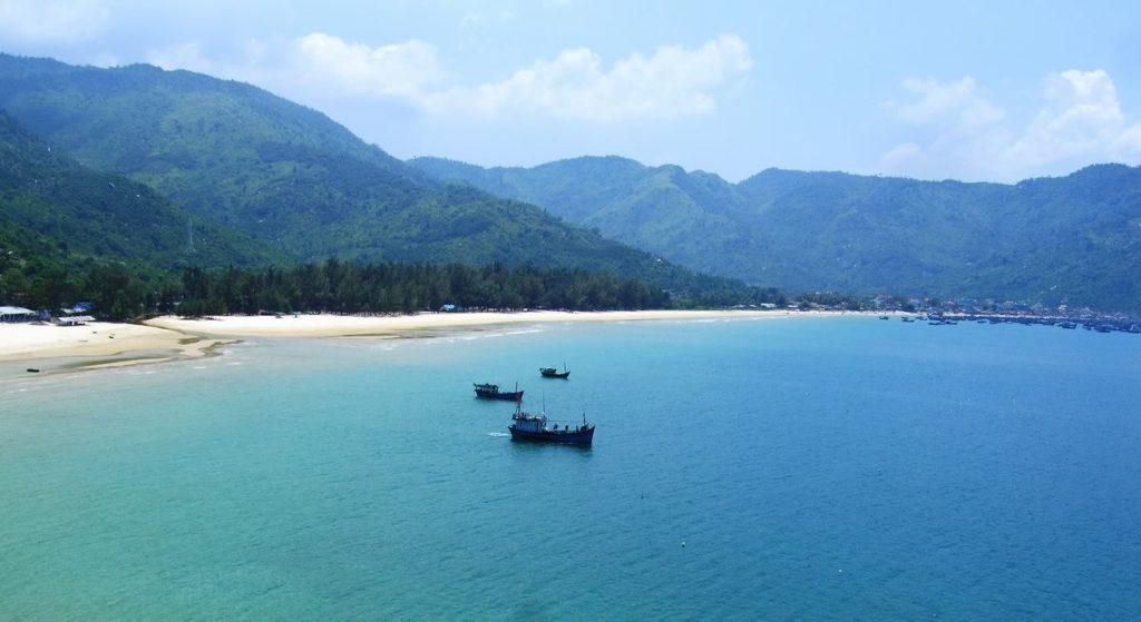 Checkin Bán Đảo Đầm Môn - Khánh Hòa.