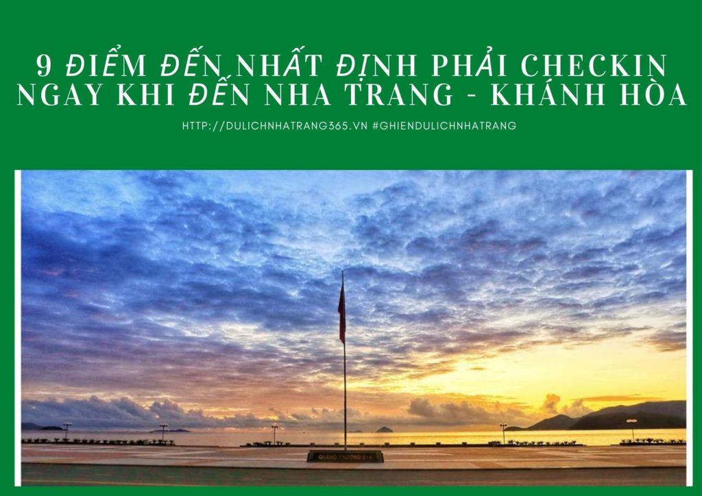 9 điểm đến nhất định phải checkin ngay khi đến Nha Trang - Khánh Hòa