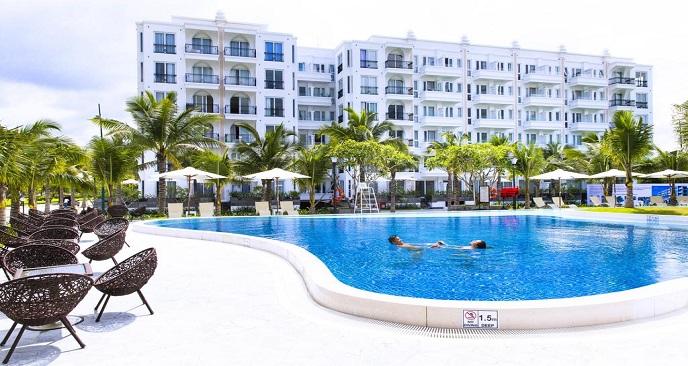 Không gian tuyệt đẹp ở Champa Island Nha Trang